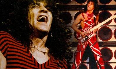 Back In Time: Eddie Van Halen plays Ritchie Blackmore's classic riffs
