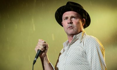 Canadian rockstar Gord Downie from Tragically Hip dies at 53