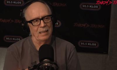 John Carpenter on Jonesy's jukebox