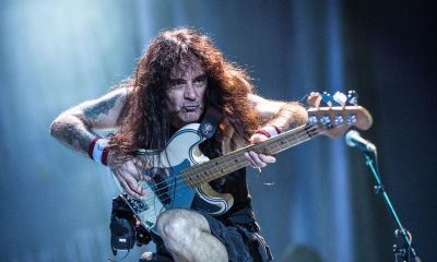 Steve Harris isolated track