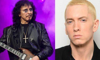 Tony Iommi and Eminem
