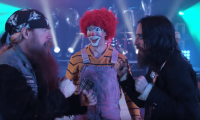 Watch Black Label Society's new funny video for Room Of Nightmares