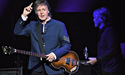 Watch Paul McCartney singing Give Peace a Chance as a tribute to Vegas