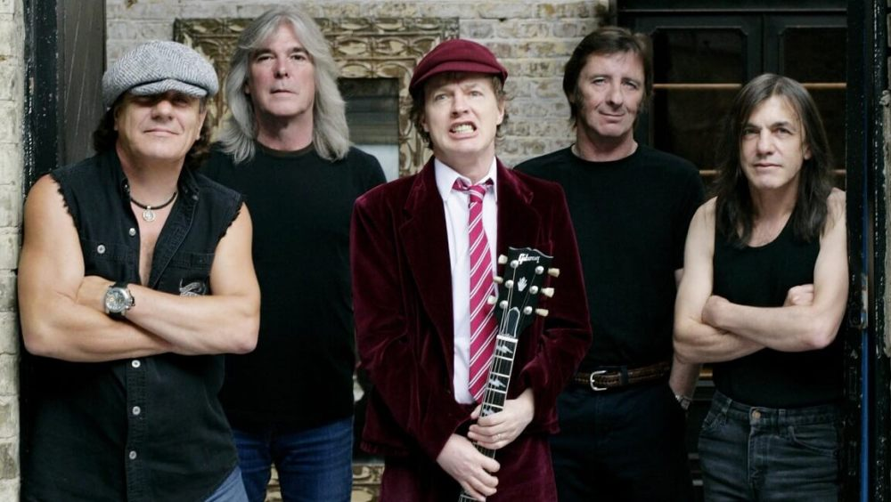 ACDC with Malcolm Young