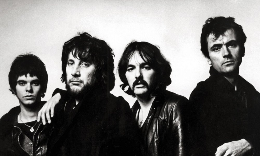 The Stranglers band