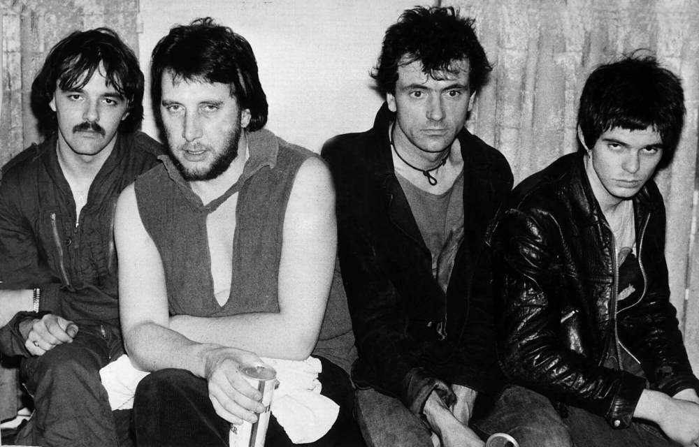 The Stranglers post punk