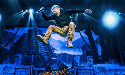 iron Maiden 2018 tour dates