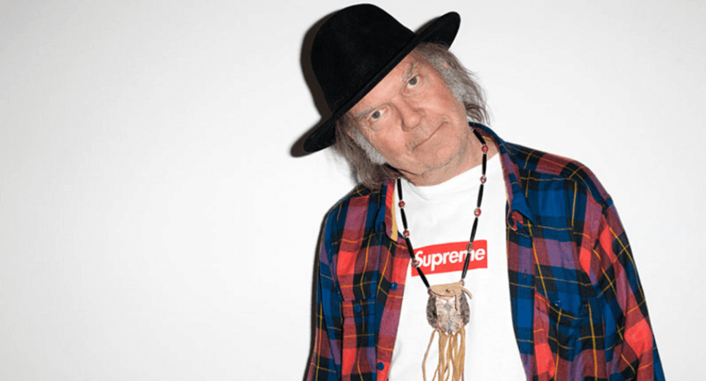 Neil Young funny