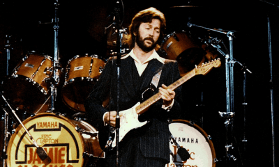 Hear Eric Clapton's guitar and voice track isolated on Layla