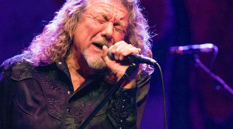 Robert Plant interview
