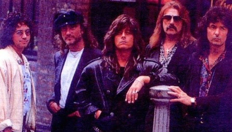 Deep Purple Slave and Masters