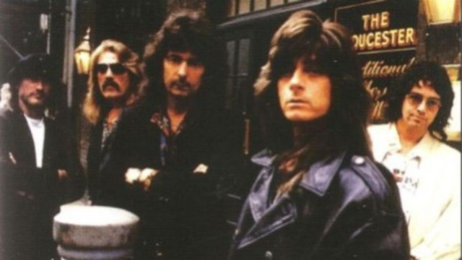 Deep Purple with Joe Lynn Turner
