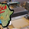 "Hear Toto's ""Africa"" being played by an old-fashioned computer equipment"