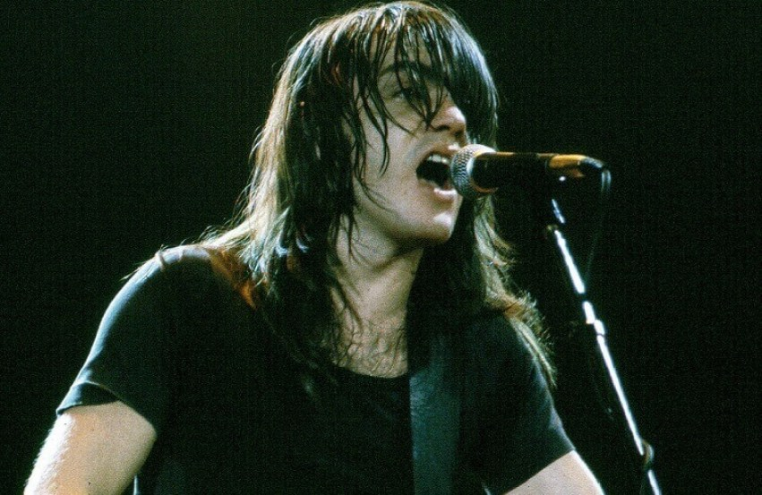Malcolm Young singing