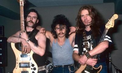 """Motörhead's guitarist """"Fast"""" Eddie Clarke dies at 67"""
