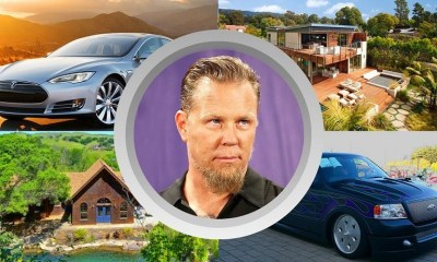 See James Hetfield net worth, lifestyle, family, house and cars