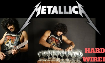 """See funny version for Metallica's """"Hardwired"""""""