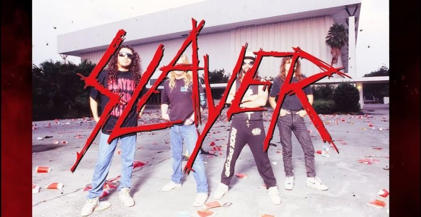 Slayer announces farewell tour and maybe the end of the band