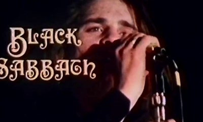 "Watch Black Sabbath performing Elvis' ""Blue Suede Shoes"""