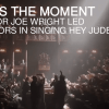 Watch Gary Oldman and all Darkest Hour set singing Hey Jude