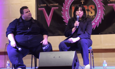Watch Vinnie Vincent's complete first interview in 20 years