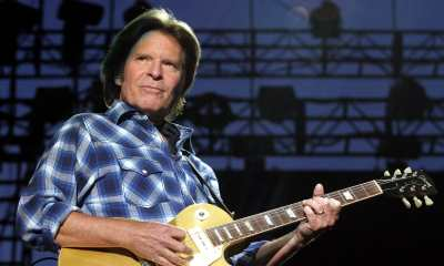 John Fogerty playing
