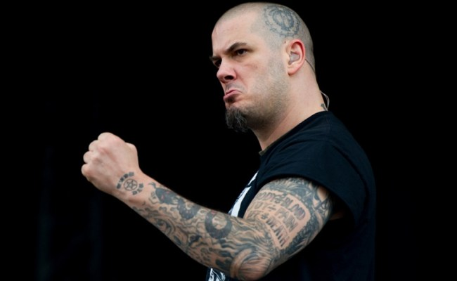 Pantera S Phil Anselmo Explains Why He Hates Guns