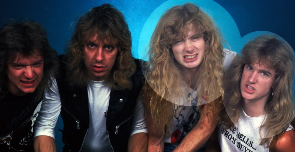 megadeth early days