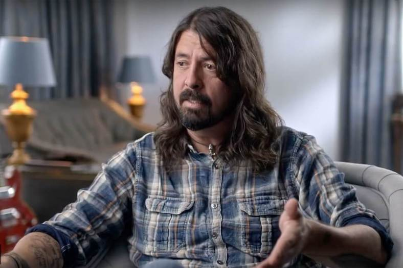 Dave Grohl interview