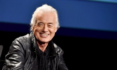 Jimmy Page 2018