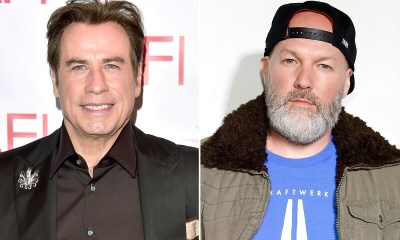 John Travolta and Fred DurstJohn Travolta and Fred Durst