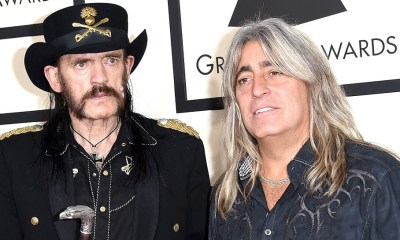 Lemmy Kilmister and Mikkey Dee