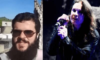 Ozzy Osbourne is now a cemetery