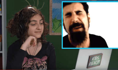 kids react to System Of a Down