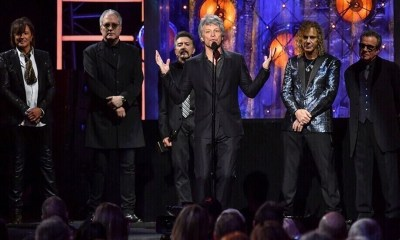 Bon Jovi rock and roll hall of fame