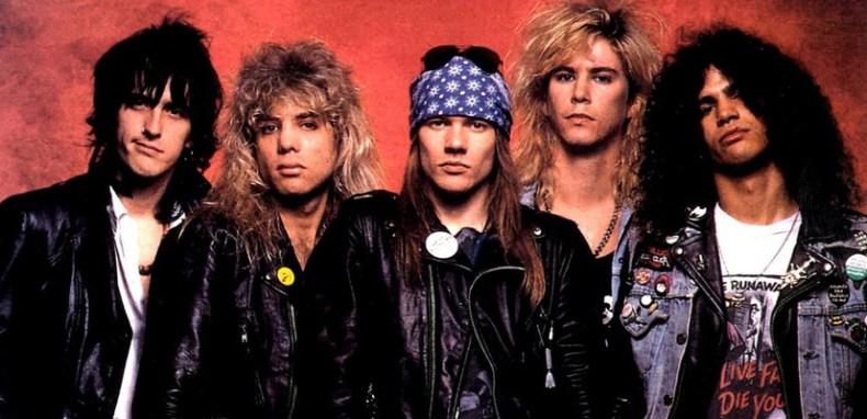 Guns N Roses with Steven Adler