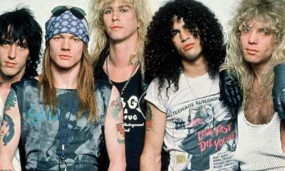 Guns N Roses workout