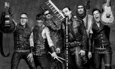 The band Rammstein