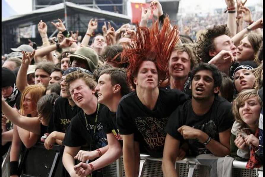 fans heavy metal