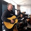 Guiness Book records guy playing guitar for 125 hours