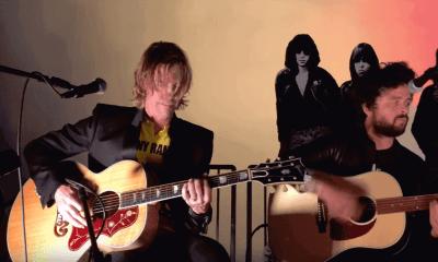 Duff McKagan and Billie Joe Armstrong