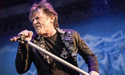 Bruce Dickinson in concert