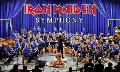 Iron Maiden symphony