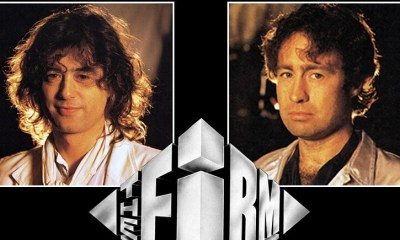 Jimmy Page and Paul Rodgers The Firm