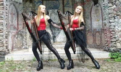 The Harp Twins paranoid