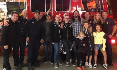 Dave Grohl and Fireman