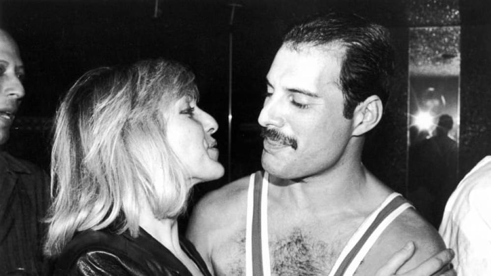 Mary Jane Austin and Freddie