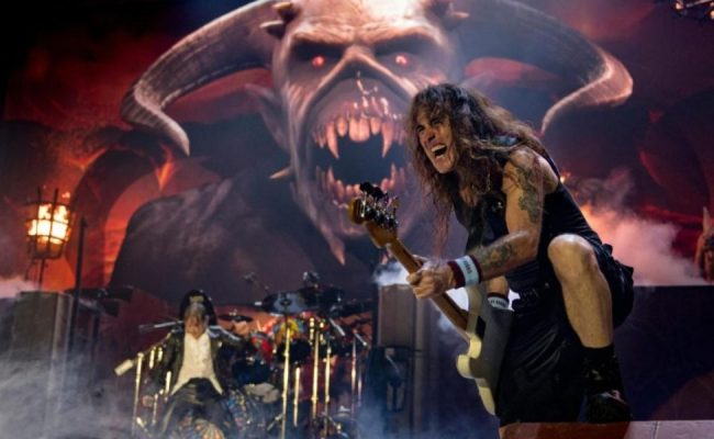 Iron Maiden To Announce New Album In The Coming Weeks