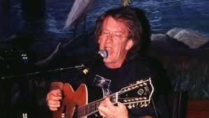 Paul Kantner during Paul Kantner in Concert at Wetlands - 1992 at Wetlands in New York City, New York, United States. (Photo by Steve Eichner/WireImage)