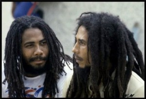 jacob miller with bob marley